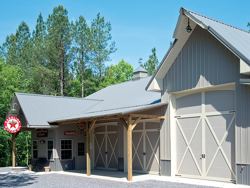 Central States Mfg Premium Metal Roofing Siding And