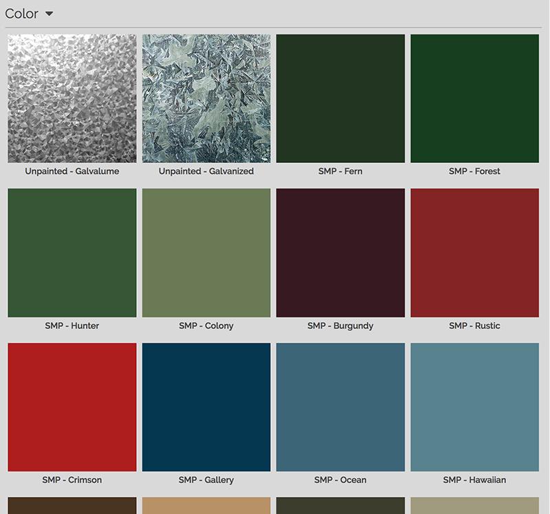 Color Visualizer Central States Mfg Inc